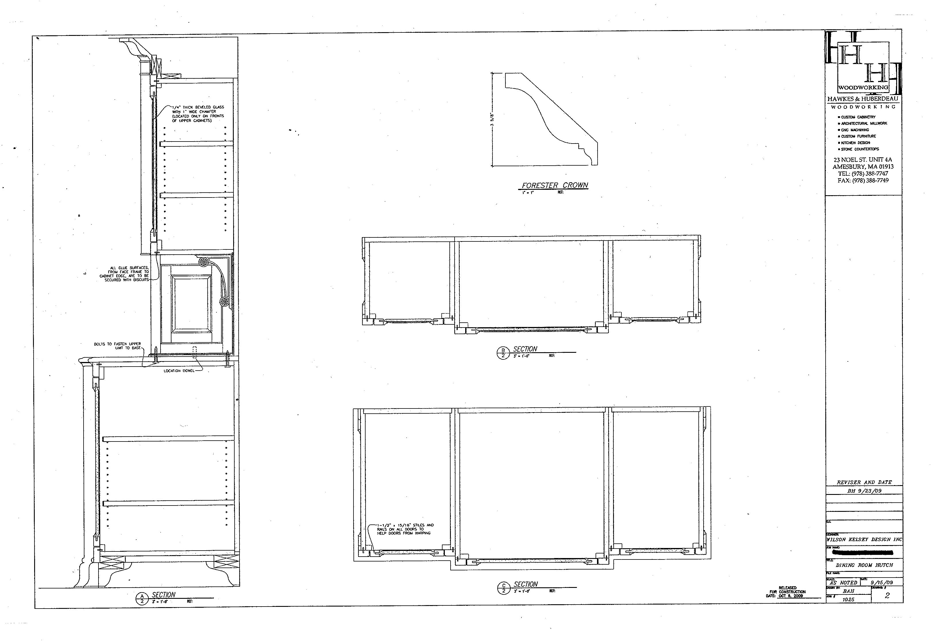 The Story Design Of A Dining Room Hutch